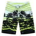 2017 Hot Sale Summer Men Shorts  Quick Dry Printing Designer Boardshort Men