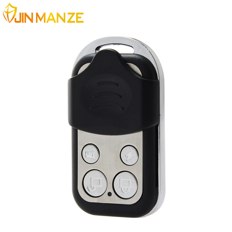 1 pcs Free shipping Wireless 433MHz Key Telecontrol Metal Remote Control for PSTN or GSM Burglar Security Home Alarm System agus immanuel a study on career choice