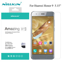 for Huawei Honor 9 Nillkin 9H Amazing H+ Pro 5.15 inch Tempered Glass Screen Protector For Huawei Honor 9 Nilkin Glass