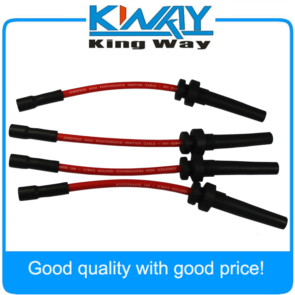 Aliexpress.com : Buy JDMSPEED Brand New Spark Plug Ignition Wires ...