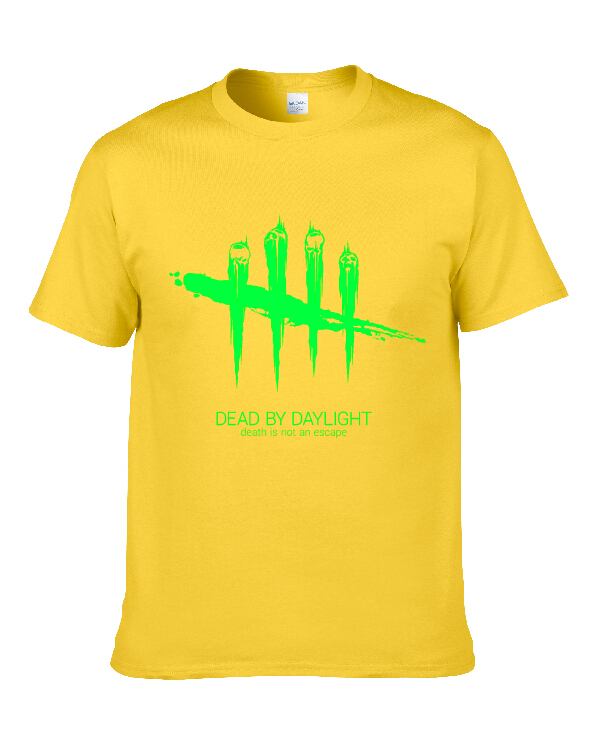 New Arrival Men Game Dead by Daylight Cotton T-shirt