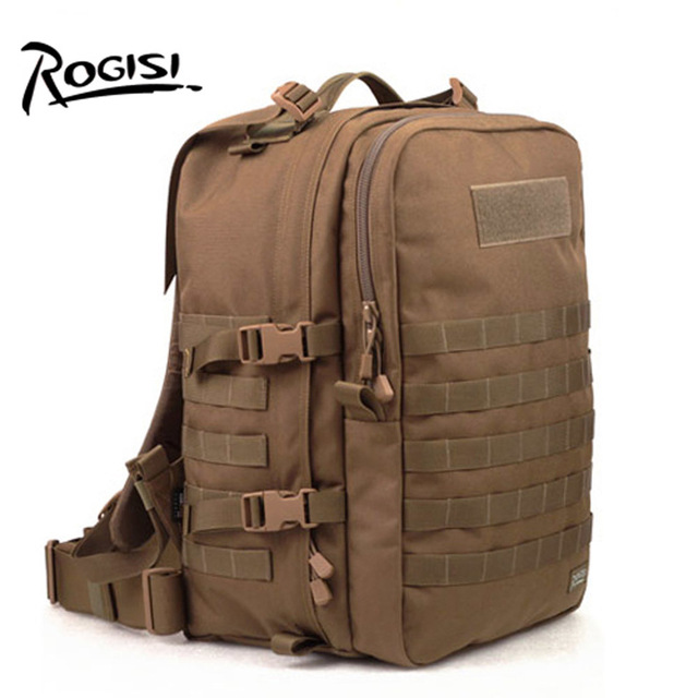 Cheap ROGISI Camp Army Tactic First Aid Backpack Outdoors Emergency Pouch Medical Care Tool Bag