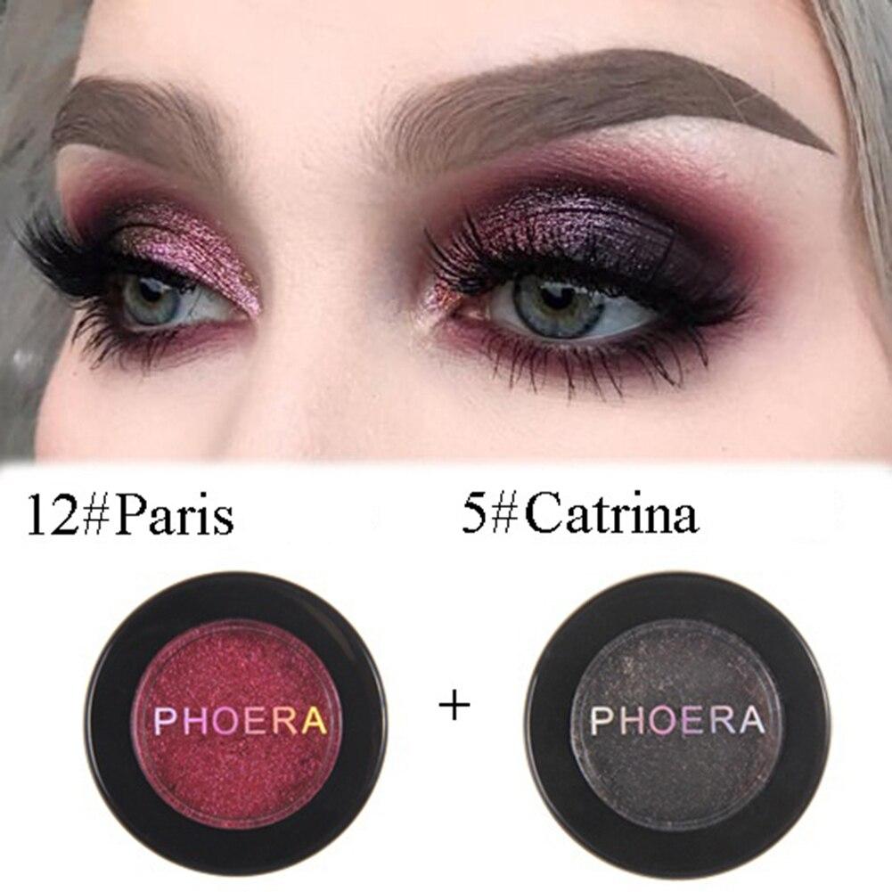Shimmer Glitter Eye Shadow Powder Matte