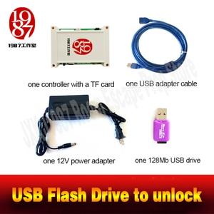 Image 4 - Room escape props real life adventurer game USB Flash Drive prop plug the usb disk U disk to unlcok from JXKJ1987 chamber room