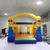Free shipping Outdoor Inflatable Bouncer House,Inflatable Bouncer Castle,Jumping Castle For Kids Play With Pump