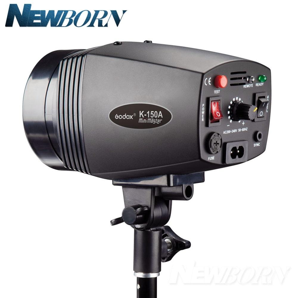 Godox Mini Master K 150A 150W 150Ws Compact Studio Strobe Flash Light 220V 230V