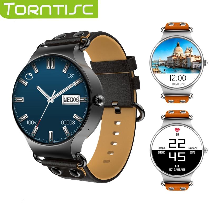 Torntisc TS1 Android 5.1 OS Smart Watch Phone MTK6580 512MB+8GB Smart Wristwatch Reloj Inteligente Google WIFI Nano SIM Relogio