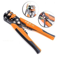 Wire Stripper Cable Clamp Multi Tool Pliers Automatic Stripping Pliers Stripping Crimping Pliers Cutting Hand Tools