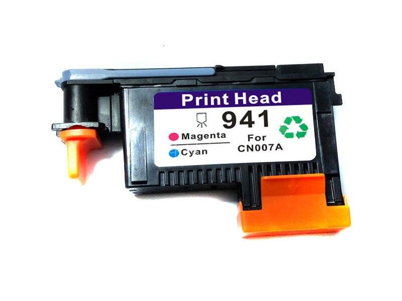 JACA CN006A CN007A For HP941 Printhead Print head for HP Pro 8000 8500 Printer head 4 color hp862 printhead for hp photosmart plus b110a b209a b210a print head for hp 862