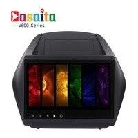Dasaita 10 2 Android 6 0 Car GPS Player For Hyundai IX35 With Octa Core 2GB