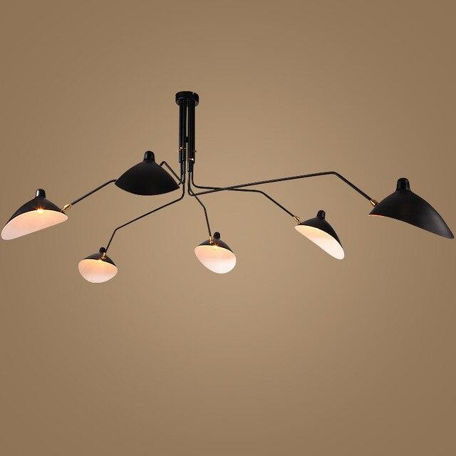 Luces de Techo de la vendimia nuevo diseño dormitorio living lámpara ...