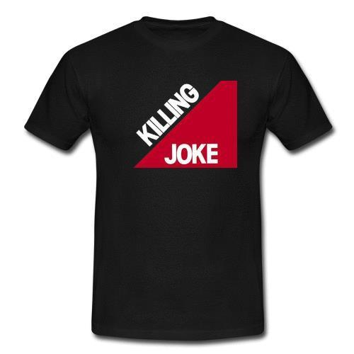 KILLING JOKE English Rock Band T-shirt Bauhaus Godflesh Prong XS S M L XL 2XL ...