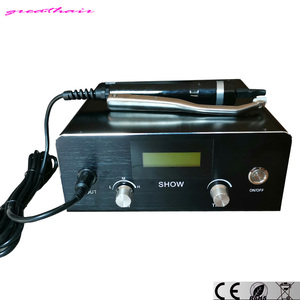 Image 3 - For Hair Extensions Latest Digital Ultrasonic Hair Extension Machine Connector JR999 It worked very well and fusion is immediate