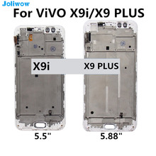 For VIVO X9I X9PLUS LCD Display +Touch Screen +Frame Digitizer Glass Lens Assembly Replacement  for phone X9 i plus LCD screen все цены