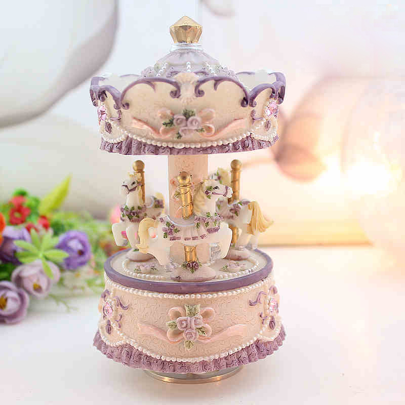 Aliexpress Com Buy Home Utility Gift Birthday Gift: Aliexpress.com : Buy Mini Music Box Birthday Gift For