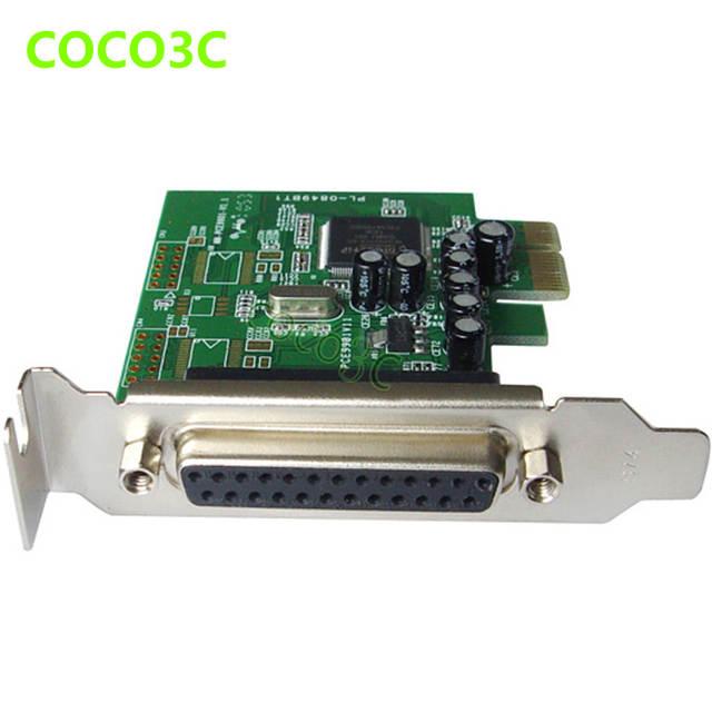 MOSCHIP PCI LPT DRIVER PC