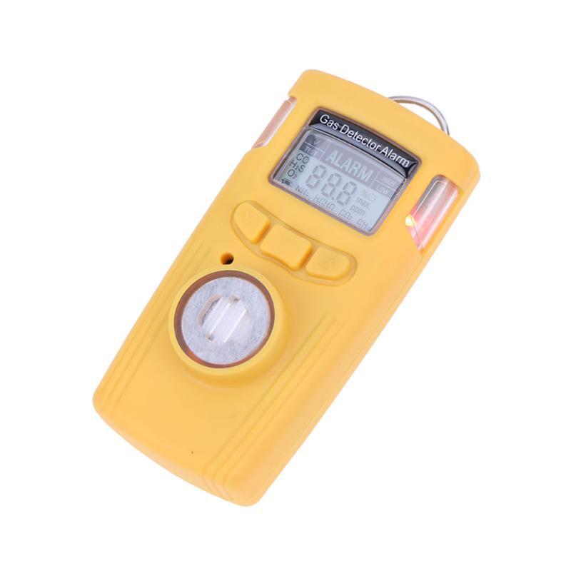 Высокая точность co газоанализатор ручной co концентрация угарного газа Тестер ЖК-дисплей детектор газа Мониторы 0 ~ 999 стр./мин