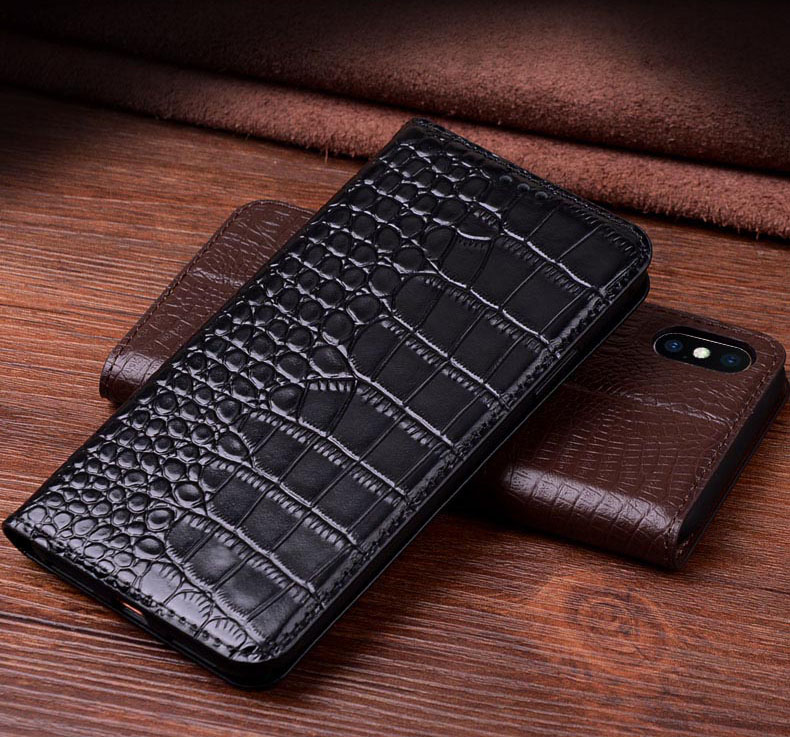 Nefeilike Genuino Custodie Per il iphone XR XS X S Max In Pelle Della Copertura di Vibrazione Molle Della Copertura Posteriore Per il iphone di Apple XS sacchetto Del Telefono Mobile