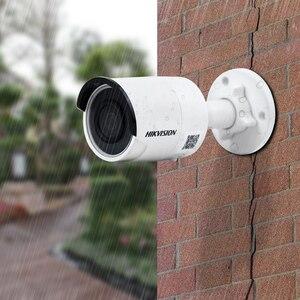 Image 2 - Hikvision 8MP (4 K) Bullet POE kamera IP zewnętrzna odporna na warunki atmosferyczne IP.67 CCTV nadzór bezpieczeństwa noktowizor IR30m DS 2CD2085FWD I