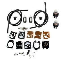 Top Selling Carburetor Kit Primer Bulb Fuel Line Filter For STIHL FS36 FS40 FS44 Trimmer With High Quality