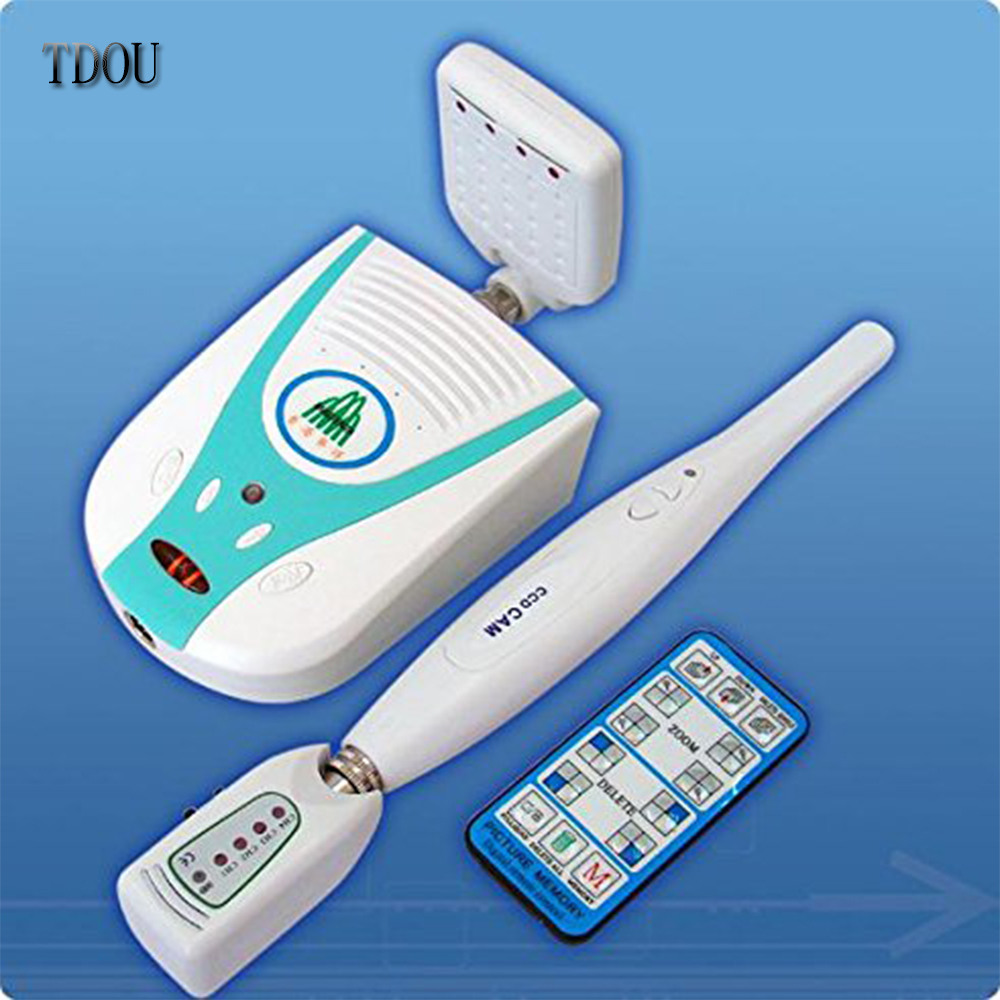 TDOUBEAUTY Wireless Intra oral Camera 2.0 Mega pixels Wireless intra-oral camera VGA+USB plug Free Shipping
