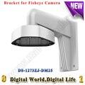 DS-1273ZJ-DM25 cctv camera bracket, suporte de parede para câmera fisheye DS-2CD6332FWD-IVS, câmera de segurança DS-2CD6362F-IVS