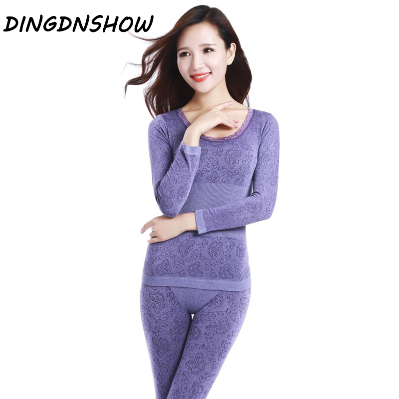 Online Get Cheap Cotton Thermal Underwear Women -Aliexpress.com ...