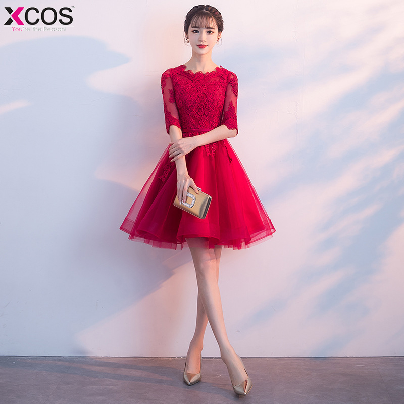 Red Women Party Dresses