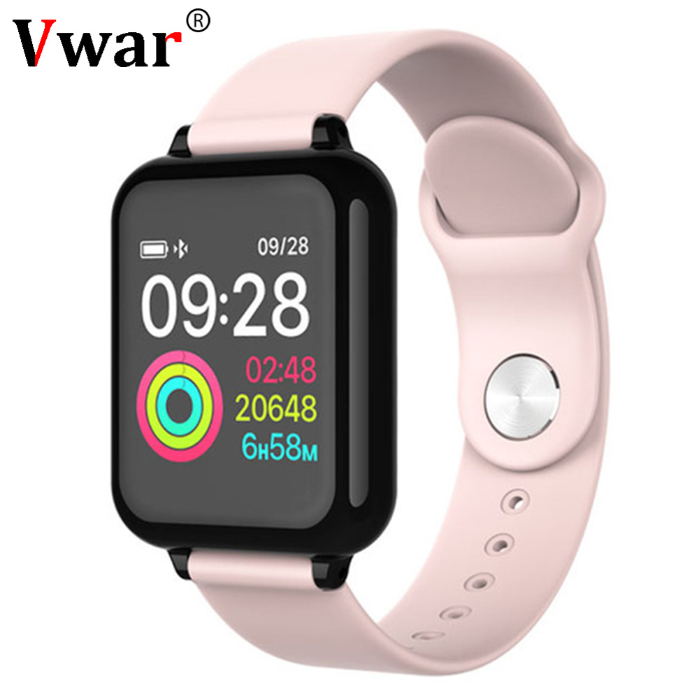 Vwar W4 Smart Watch IP67 Waterproof Heart Rate Monitor Blood Pressure SmartWatch Men Women Multiple Sport Mode for Xiaomi APPLE Vwar W4 Smart Watch IP67 Waterproof Heart Rate Monitor Blood Pressure SmartWatch Men Women Multiple Sport Mode for Xiaomi APPLE
