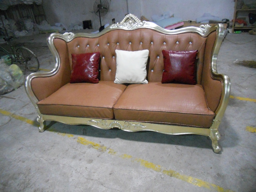 designer modern style top graded cow genuine leather corner living room  sofa set suite home furniture chesterfield sofa 3 seater. Online Get Cheap Chesterfield Sofa Furniture  Aliexpress com