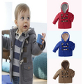 1 UNIDS 2016 Niños abrigo de invierno cálido. capa de Los Niños calientes (Alta calidad, los muchachos de la capa de Los Niños ropa, niños chaqueta, Chaqueta de Los Niños