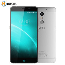 Original UMI Super 5.5″ 4GB RAM 32GB Android 6.0 Helio P10 MTK6755 2.0GHz Octa Core ROM Smartphone Fingerprint 13MP Cellphone