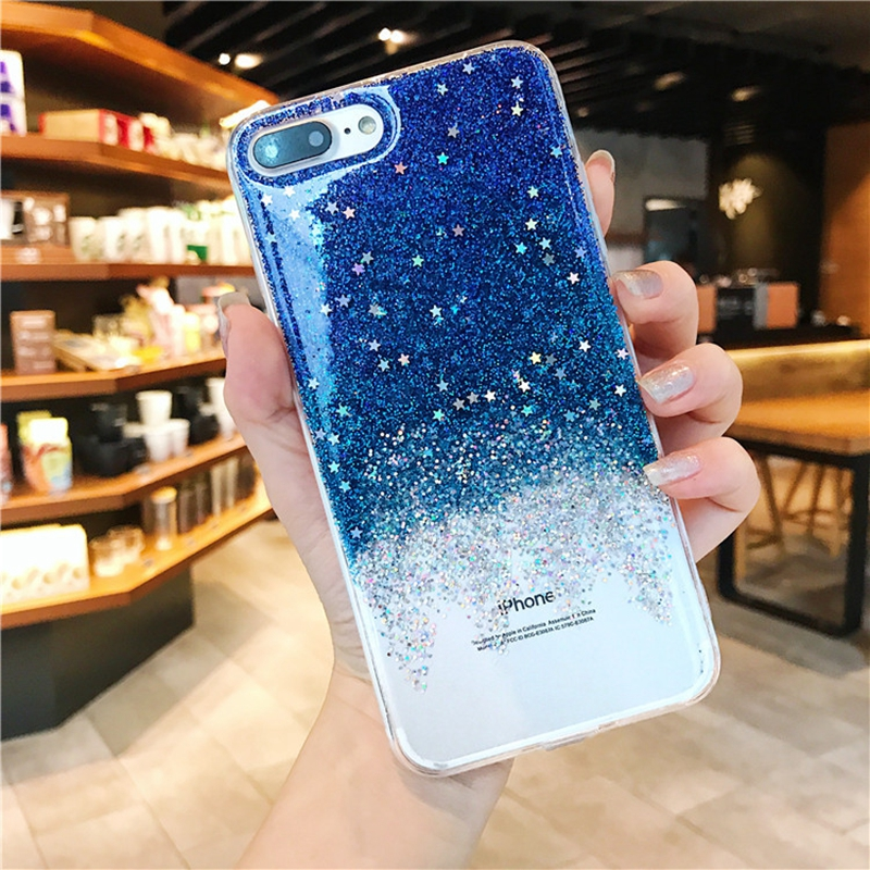 iphone xr case transparent silicone girl