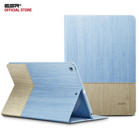 Case For IPad Mini 1 Mini 2 Mini 3 ESR PU Leather Smart Cover Folio Case