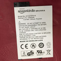 New Original 1750mAh Lithium Polymer Replacement Battery S11GTSF01A For Amazon Kindle 3 D00901 With Tracking Number