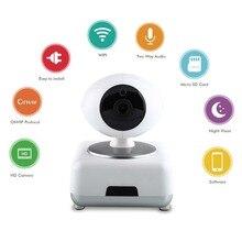 Беспроводная Ip-камера HD 720 P Веб-Камера для Домашней Безопасности, WIFI/Сеть, Ребенок/Домашние Животные, наблюдения, plug/play, Панорамирование/Наклон, Двусторонняя Аудио
