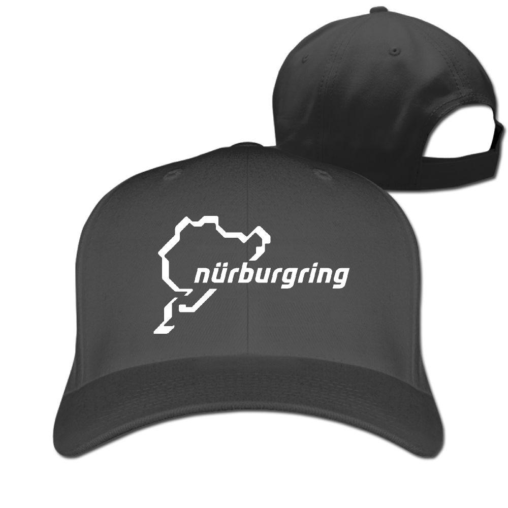 c3ea96245cd Unisex Baseball Cap Nurburgring Mens Womens Cap Fashion Baseball Caps  Adjustable Snapback Caps Hats Man Femal