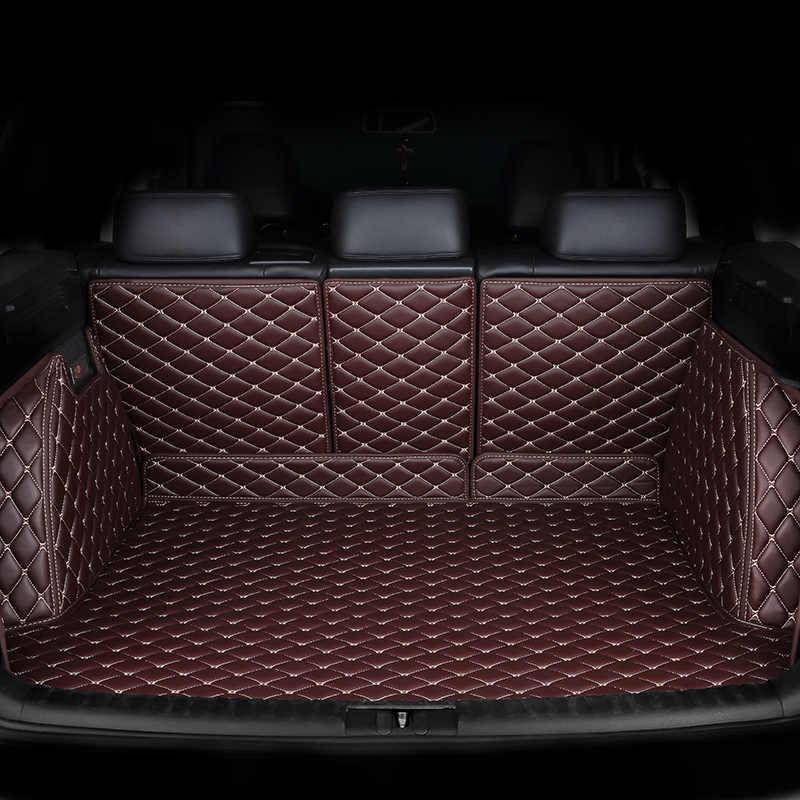 CUSTOM Car Trunk mats