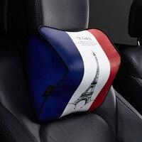 Memory Foam Pillow Neck Car Headrest Pillow Car Interior Accessories Styling For ACURA mdx rdx tl tsx rl zdx integra rsx