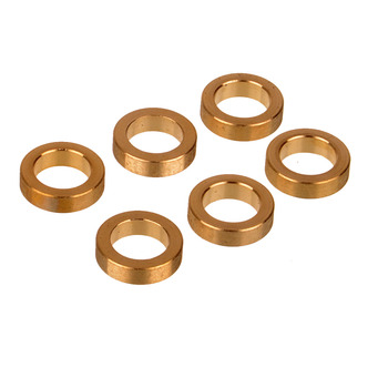 6pcs Oil Bearing 15*10*4mm 02079 HSP 1:10 Spare Parts For RC NITRO Car image