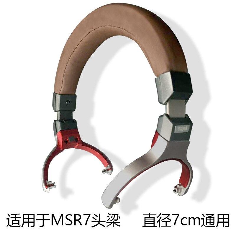 Faisceau de tête de casque pour MSR7 remplacement de bandeau 7 cm