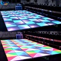 24 Square meter 1M*1M Dance LED Floor DMX 512 31CHS LED DMX Wedding dance floor LED Display LED screen for wedding Party