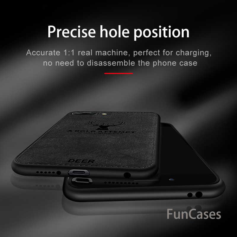 Fabic vải trường hợp điện thoại cho huawei honor 8x9 lite 10 trở lại bao gồm silicone cạnh vỏ đời p 20 lite pro x honor 10 9 ánh sáng copue