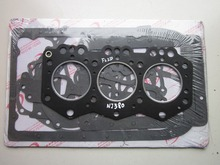 Fengshou 250 tractor with engine NJ380,  the engine gasket kit including the head gasket