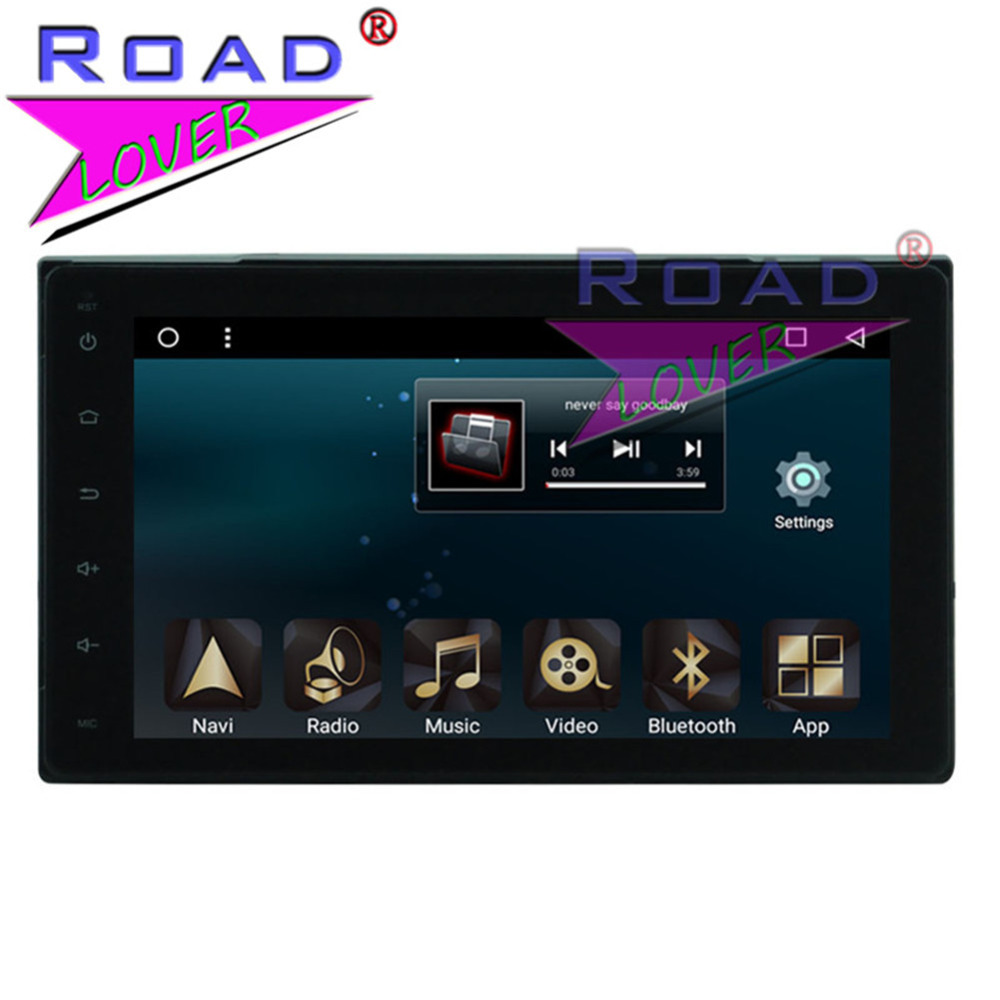 TOPNAVI 2G+32GB Android 7.1 Octa Core Car Media Center Player For Toyota Corolla 2018 Stereo GPS Navigation Two Din Video NO DVD