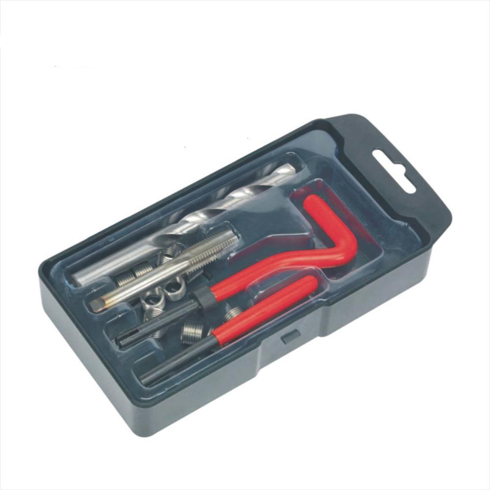 15 pc M14 X1.25 Fil Kit De Réparation Auto Voiture Outil Ensemble