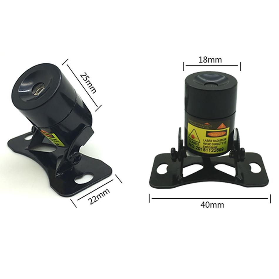 Car Styling Anti Collision LED Laser Fog Lamp Auto Motorcycle Running Tail Light Brake Parking Lamp 12V Rearing Warning Line AE
