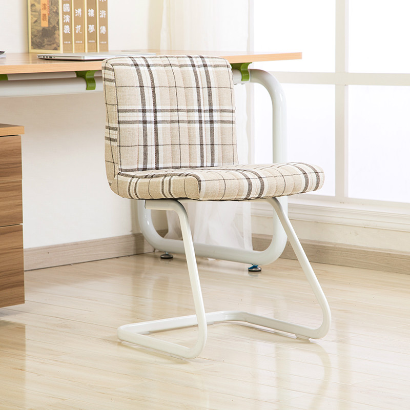 High Quality Leisure Chair Conference Office Chair Dinning Chair Furniture Soft Cushion Cadeira Sedie Ufficio 4 Colors Optional