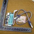 Международные версии ~ PICPRO мини USB пик программер для микроконтроллеров фото K150 FT232 программер + кабель USB + ICSP кабель 30408