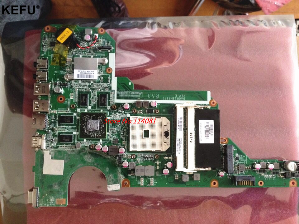 683030-001 683030-501 suitable for hp G4-2000 G6-2000 G6 Motherboard DA0R53MB6E0 DA0R53MB6E1 HD7670/1G